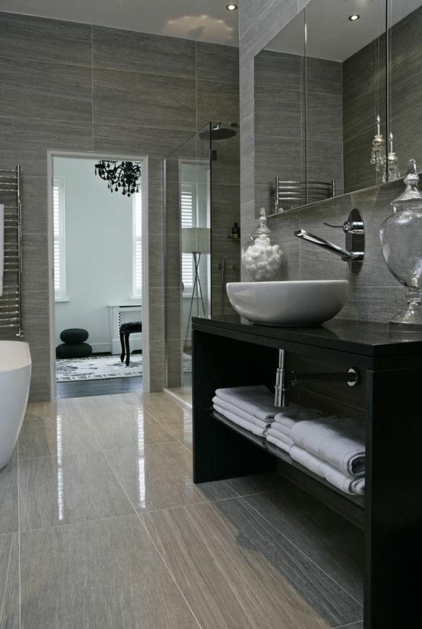 58 best salle de bain images on Pinterest Bathroom, Half bathrooms