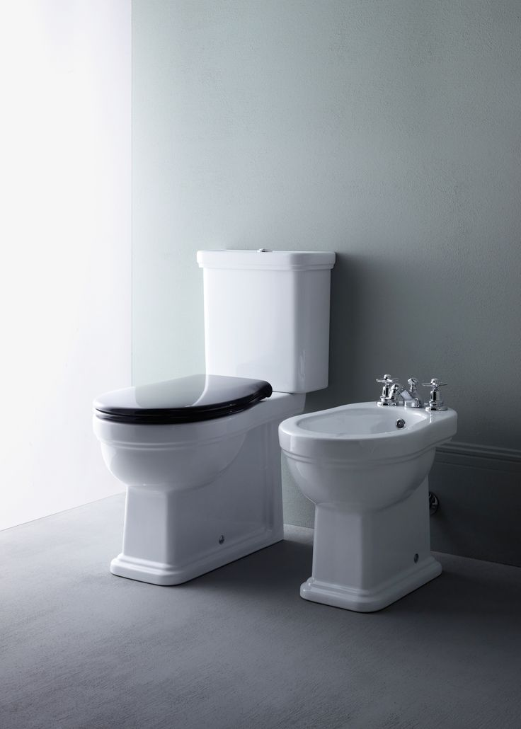 A new close coupled Classic pan 70x37  #GSIceramica #BathroomDesign #Sanitaryware