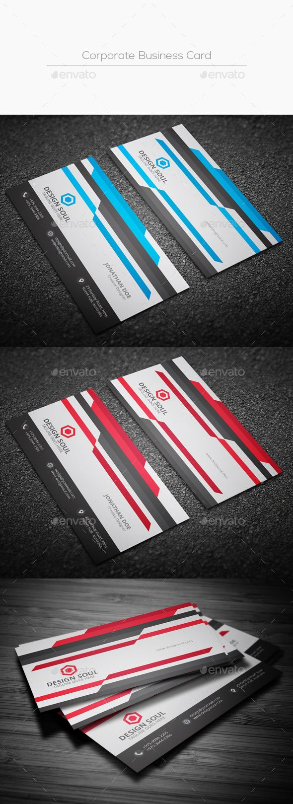 892 best Business Card Templates images on Pinterest | Business ...