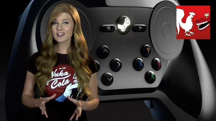 News: New Steam Controller Design + Titanfall PC Improved By Xbox One + A Big RT Announcement