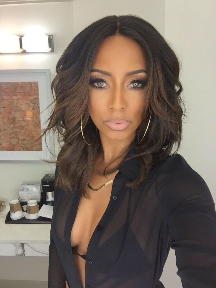 [HAIR: Love how effortless this style looks. Keri Hilson]