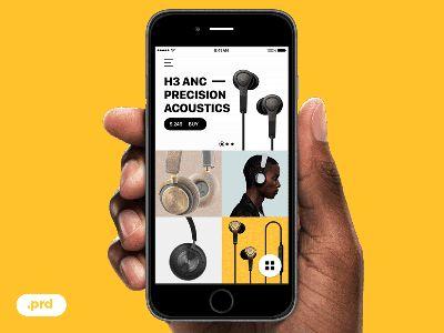 B&O Play App by Jardson Almeida
