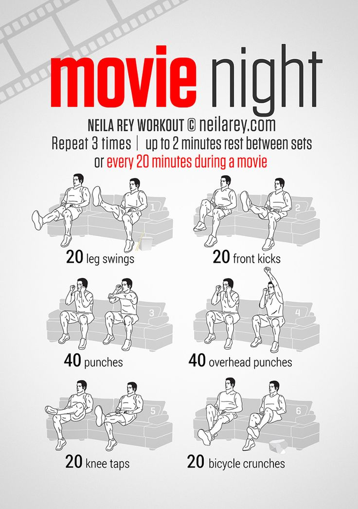 workout_movie | How to Get Fit While Binge-Watching Your Favorite Shows