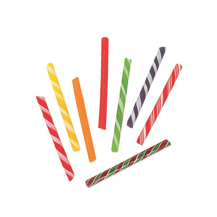 Old-Fashioned Candy Sticks - OrientalTrading.com