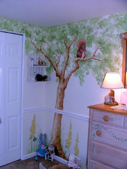 Tree for nursery