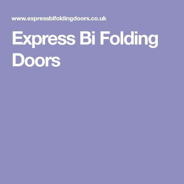 Best 25 Folding Doors Ideas On Pinterest Kitchen