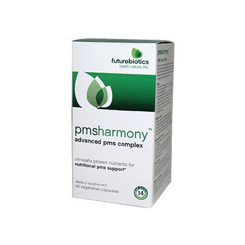 FutureBiotics PMSHarmony – 56 Vegetarian Capsules