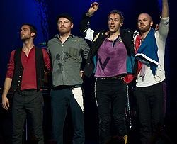 Coldplay..love them