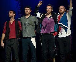 Coldplay..love them