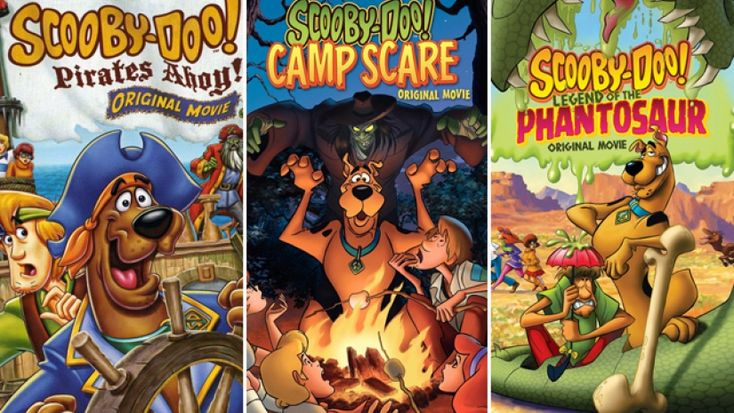 The top 10 far-out Scooby Doo animated movies | Den of Geek
