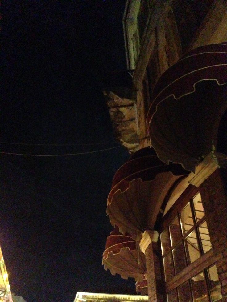 Xanthi, Hellas , Old town.