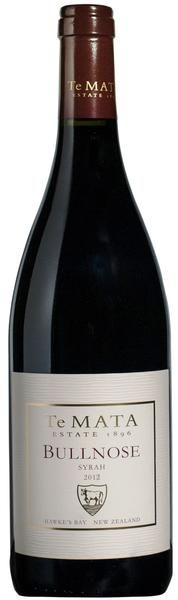 Te Mata Bullnose Syrah 13%, 750ml Online - – Liquor Mart
