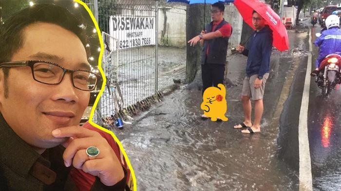 Instagram Ridwan Kamil - Netizen Dibikin Salah Fokus Gara-gara Sepatu Boots dan Anak Kang Emil
