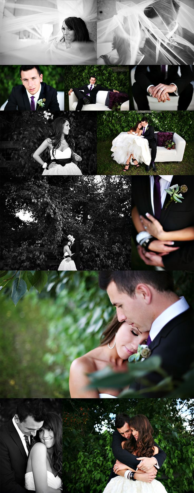 couples, wedding day, bride and groom