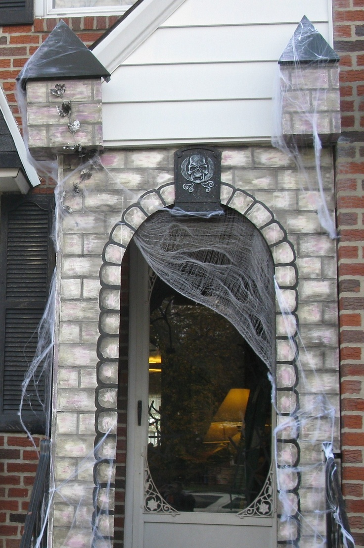 301 Best Haunted House Diy Amp Ideas Images On Pinterest