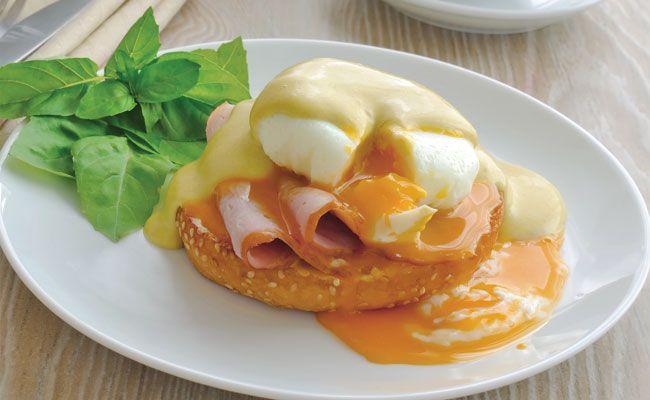 Lúcete con estos huevos florentinos para comenzar el día                                                                                                                                                      Más