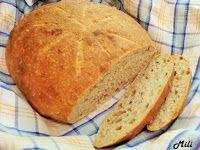 Zdravě a hravě: Kváskový chléb