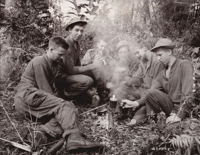 5307 (Merrill'sMarauders) (3/5307) Myitkyina July-August 1944