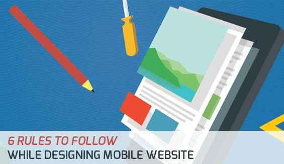 1. Knowing the target audience 2. Priorities the content to be shown on the #website 3. Accommodate touch screen as well as keypad users 4. Simplistic and minimalistic #design 5. Layout with single column 6. Social media integration