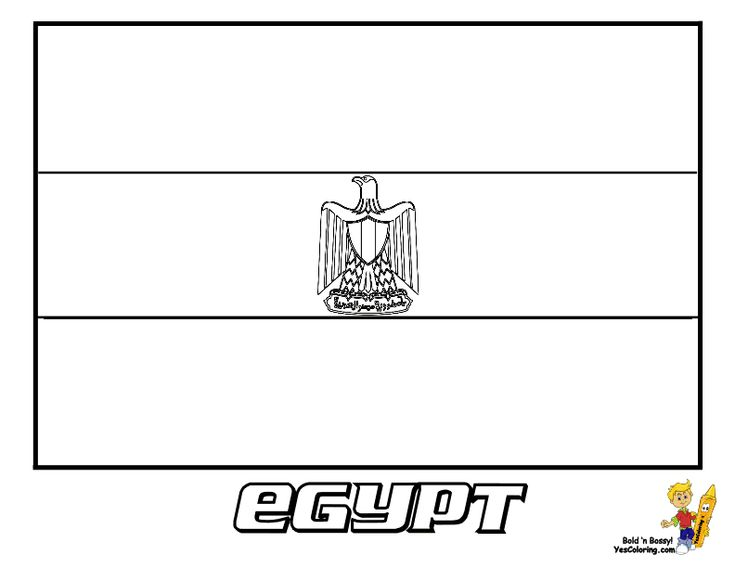 foreign flags coloring pages - photo#31