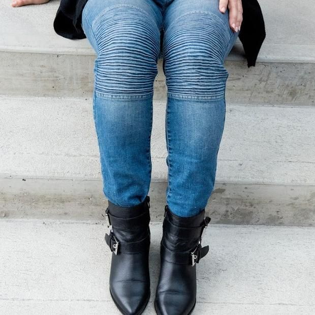 Spotted our new favorite denim! Obsessed!