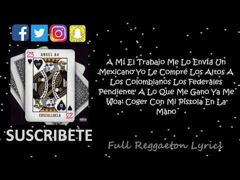 23 - Cosculluela Ft. Anuel Aa (LETRA) - VER VÍDEO -> http://quehubocolombia.com/23-cosculluela-ft-anuel-aa-letra    NOTA: ESTE AUDIO O MP3 NO ES DE MI PROPIEDAD, DERECHOS DEL AUTOR ▬▬▬▬▬▬▬▬▬▬▬▬ஜ۩۞۩ஜ▬▬▬▬▬▬▬▬▬▬▬▬ ▓▓▓▒▒▒░░░░░░░░░ IMPORTANTE ░░░░░░░░░▒▒▒▓▓▓ ▬▬▬▬▬▬▬▬▬▬▬ஜ۩۞۩ஜ▬▬▬▬▬▬▬▬▬▬▬▬▬ ◥◣◥◣◥◣◥�