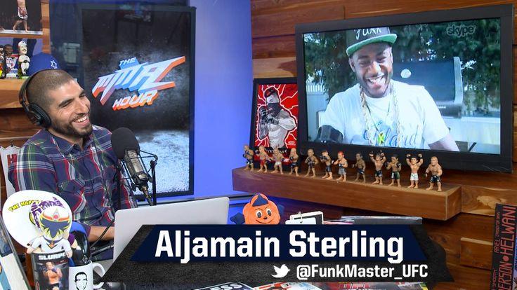 As Bicep Injury Heals, Aljamain Sterling Sets his Focus on Madison Squar...