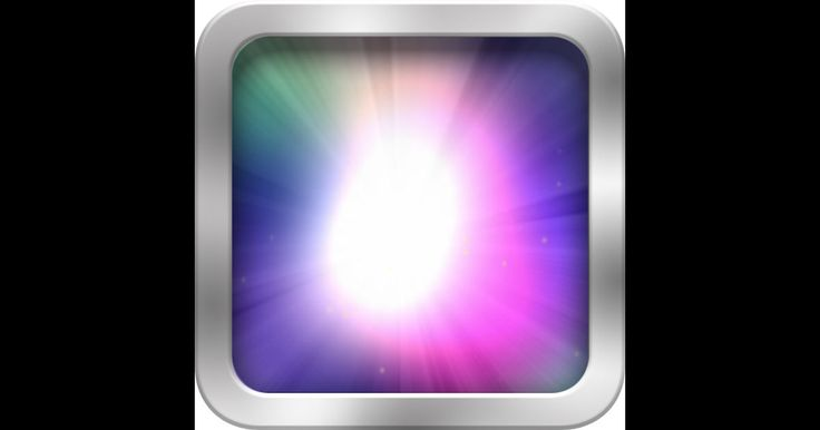 「Cause and Effect Sensory Light Box」 Cause&Effect系アプリ.エフェクトの種類が多いので色んな刺激を一つのアプリで作り出せる.