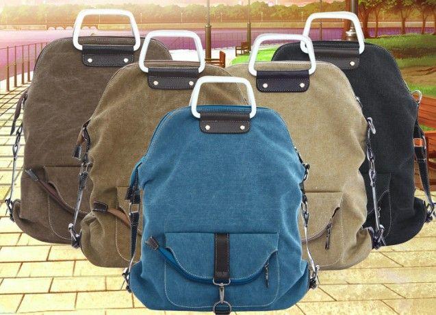 Fashion Vintage canvas women backpack,Elegant university students young ladies backpack,Simple vintage printing backpack,mochila
