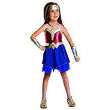 Costume Enfant Wonder Woman, Produit achat malin, Carnaval, Enfant, Déguisement #costume #wonderWoman #déguisement #enfants #superMan #Batman #carnaval #halloween