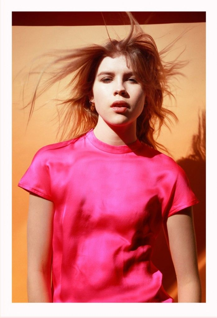 Model: Eve Connolly @ Distinct Model Management Photography: Sarah Doyle Hair & Makeup: Leonard Daly Clothing: Lennon & Courtney