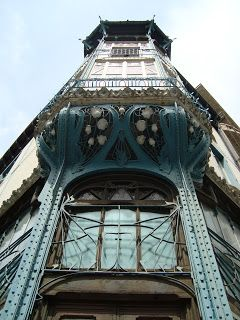 Paseos Art Nouveau: Graineterie Génin-Louis, Nancy