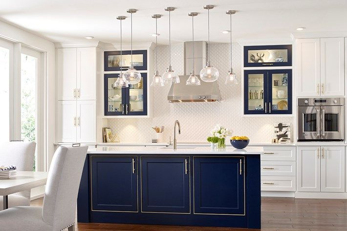 Kitchen Lighting Inspiration From Kichler Avery Pendants