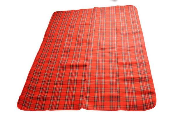 180*150CM Camping Mat picnic Blanket Foldable Baby Climb Plaid Blanket Outdoor Waterproof Beach blanket For Multiplayer Picnic
