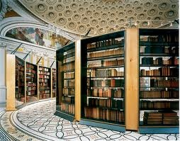 Jefferson Library of Congress, USA