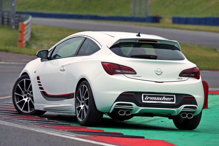 Opel Astra OPC Irmscher
