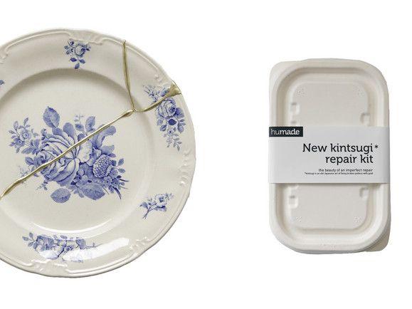 Kintsugi repair kit