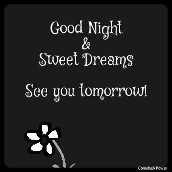 ♥ Good night everyone,  ♥ May the angel of the Lord encamp around about you that fear the Lord, and delivereth you from all evil that trys to hinder your body, minds or soul. And keep you safe throughout this night. This I pray in Jesus' Name. Amén.♥{DM}