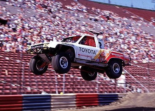 Ivan Stewart 92 Stadium Truck Vintage Motorsport