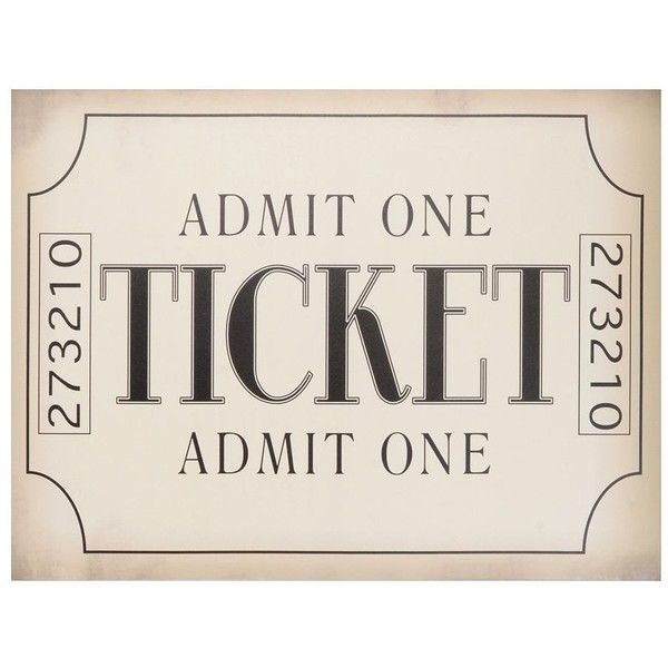 Best 25+ Admit one ideas on Pinterest Admit one ticket, Ticket - admit one ticket template