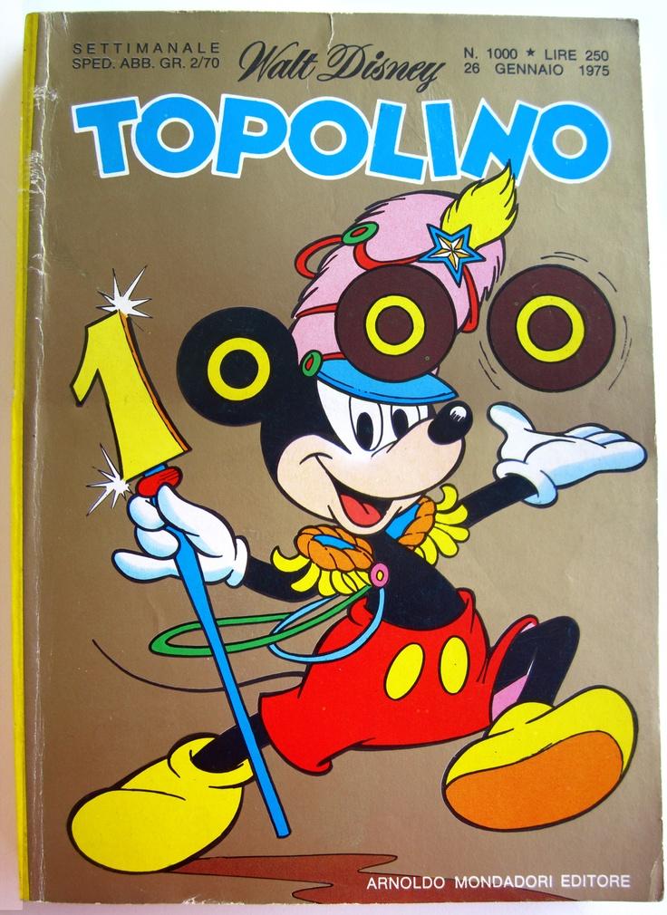 topolino 1975
