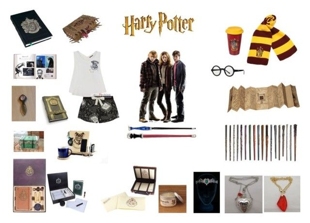 harry potter  thing by mayleneholm on Polyvore