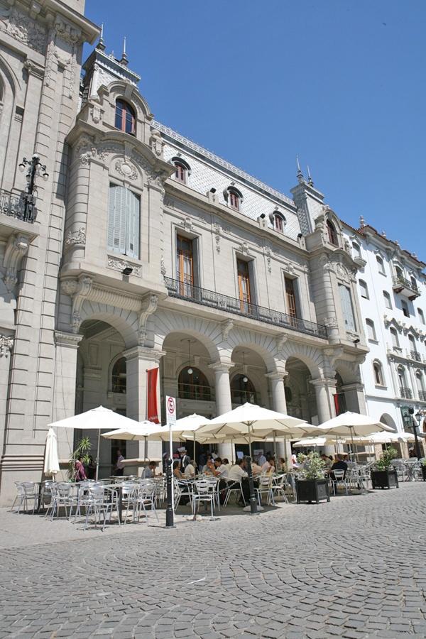 El Palacio Galerías, en Salta Capital
