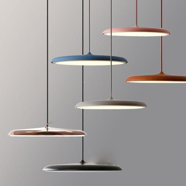 Find More Pendant Lights Information About Modern Light Scandinavian Lamp Danish Metal Hanglamp Kitchen