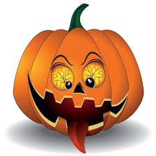 147 best halloween tags and printables 2 images on pinterest rh pinterest com scary halloween pumpkin clipart creepy halloween clipart