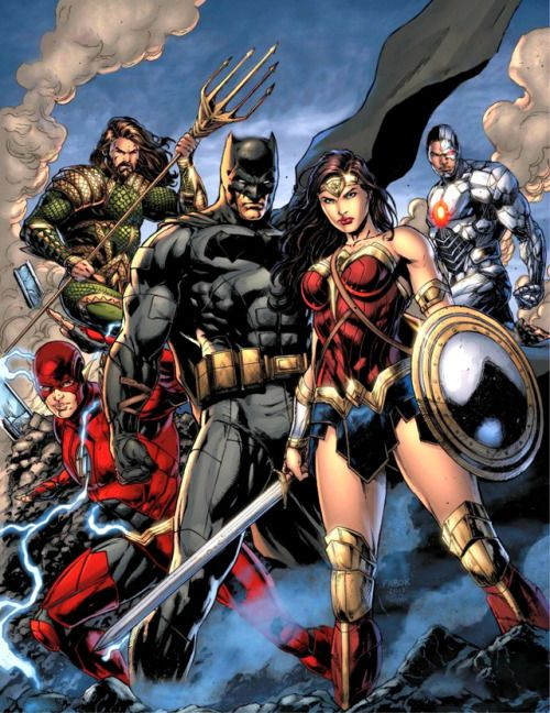 Justice League - Jason Fabok
