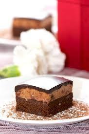 Παγωτό Brownies με Μους σοκολάτας