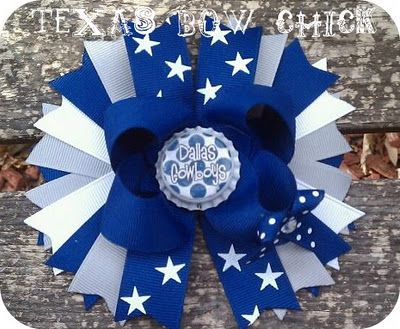 Dallas Cowboys bow