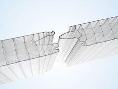 Lexan Thermoclick LTC509X platen van SABIC Innovative Plastics