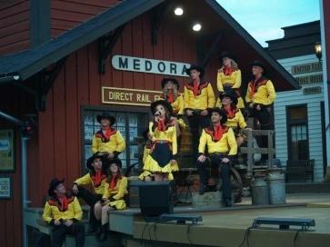 Medora Musical in Daylight - Picture of Medora, North Dakota ...